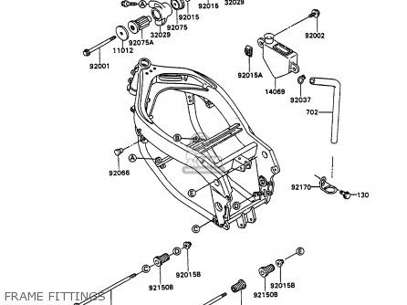 1993 Virago 750 Wiring Diagram Virago 920 Side Stand Relay