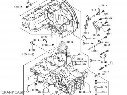 Kawasaki ZX750P2 NINJA ZX7R 1997 EUROPE UK FR NL AR FG GR