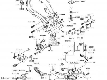 Kawasaki ZX750P5 NINJA ZX7R 2000 EUROPE UK FR NL AR FG GR