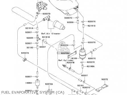 Kawasaki ZX750P7 NINJA ZX7R 2002 USA CALIFORNIA CANADA