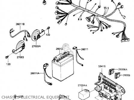 Kawasaki Zx12r Wiring Harness Kawasaki Gtr1000 Wiring