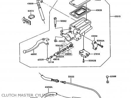 Kawasaki ZX900A4 GPZ900R 1987 EUROPE UK FG GR NR SD SP ST