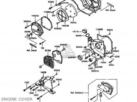 Kawasaki ZX900A7 GPZ900R 1990 EUROPE UK FG NR SD SP parts