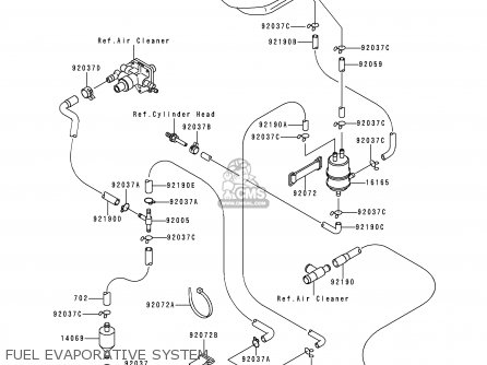 Yamaha 9 Carburetor Diagram, Yamaha, Free Engine Image For