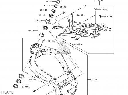 Kawasaki Zx900e1p Ninja Zx9r 2000 Europe Uk Fr Is Nr parts