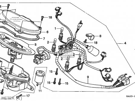 1994 Wide Glide Wiring Diagram Typical Ignition Switch