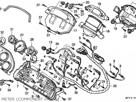 Honda Motorcycle Ct Honda CL200 Wiring Diagram ~ Odicis