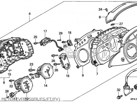 Honda Shadow 1100 Carburetor Diagram Kawasaki Vulcan 500