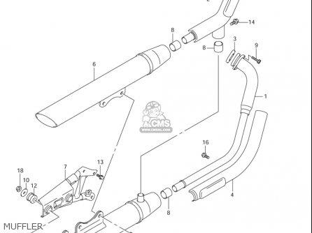 Suzuki Volusia 800 Wiring Diagram