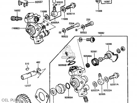 Oil Pump Cable Clamp Ke100-b20 Ke100 2001 Usa Canada 920371107