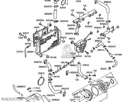 Kawasaki Fuel Filter 49019