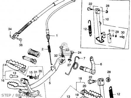 1983 Suzuki Gs850 Wiring Diagram 1983 Suzuki Gs450e Wiring