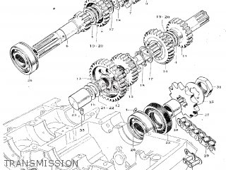 Suzuki 125SL parts lists and schematics