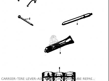 Suzuki 150 S32-2 1968 (usa) parts list partsmanual partsfiche