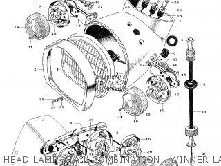 Suzuki 250TB parts lists and schematics