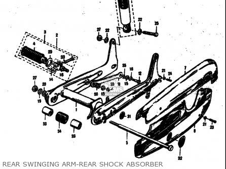 Suzuki 50 M15 M15d M12 1968 (usa) parts list partsmanual