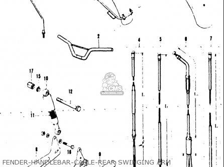 Suzuki A100 AS100 AC100 1969 USA (E03) parts lists and