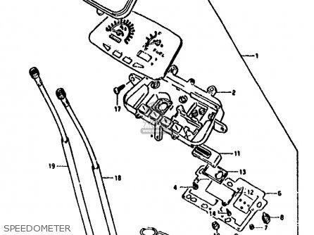 Suzuki AH50 1992 (N) (E02 E04 E22 E25 E34 E53) parts lists