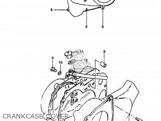 Suzuki ALT50 1984 (E) USA (E03) parts lists and schematics