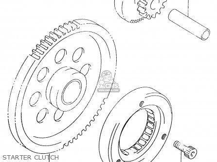 Suzuki AN250 1998 (W) (E02 E04 E18 E22 E34) parts lists