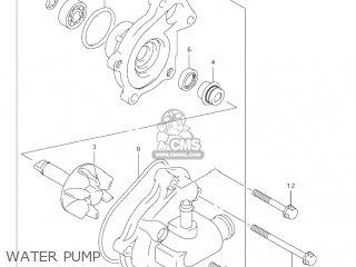 Suzuki AN400 BURGMAN 2004 (K4) USA (E03) parts lists and