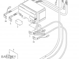 Suzuki AN400A BURGMAN 2007 (K7) USA (E03) parts lists and