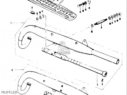 Suzuki As50 1971 (r) Usa (e03) parts list partsmanual
