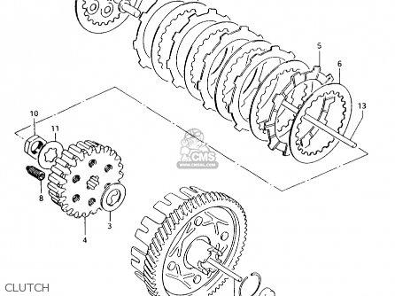 Suzuki Ax100 1994 (r) Barbados (e94) / P36 P48 parts list