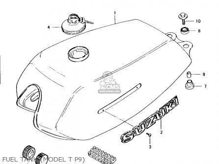 Suzuki AX100 1994 (R) BARBADOS (E94) / P36 P48 parts lists
