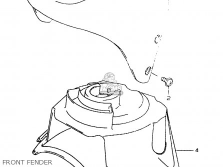 Suzuki AY50 1998 (W) parts lists and schematics
