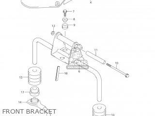 Suzuki DL1000 VSTROM 2003 (K3) USA (E03) parts lists and