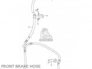 Suzuki DL1000 VSTROM 2005 (K5) USA (E03) parts lists and