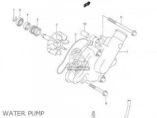 Suzuki Dl1000 Vstrom 2006 (k6) Usa (e03) parts list