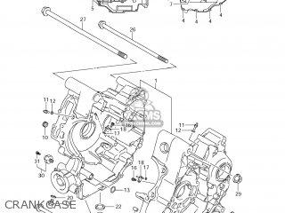 Suzuki DL1000 VSTROM 2007 (K7) USA (E03) parts lists and