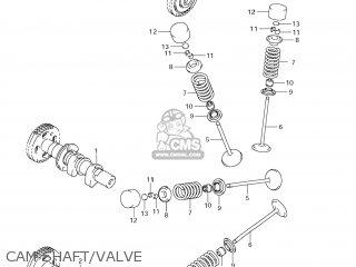 Suzuki DL1000 VSTROM 2012 (L2) USA (E03) parts lists and