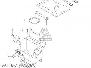 Suzuki DL650 VSTROM 2009 (K9) USA (E03) parts lists and