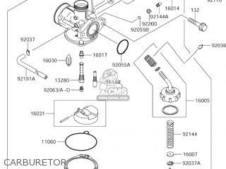 Suzuki Dr-z110 2004 (k4) Usa (e03) Drz110 Dr Z110 parts