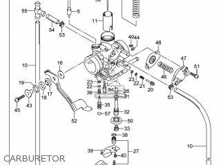 Suzuki DR-Z125L 2014 (L4) USA (E03) DRZ125L DR Z125L parts
