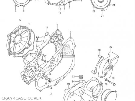 Suzuki Dr-z400 E 2005-2006 (usa) parts list partsmanual