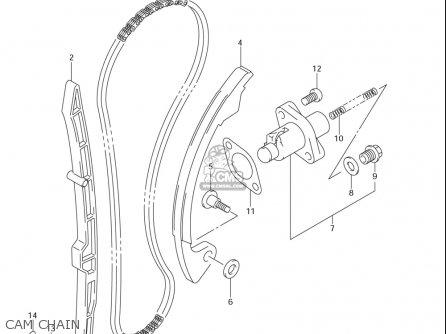 2003 Suzuki Z400 Clutch Diagram, 2003, Get Free Image