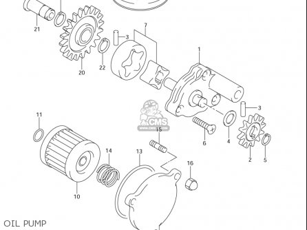 Suzuki Dr-z400 Sm (usa) parts list partsmanual partsfiche