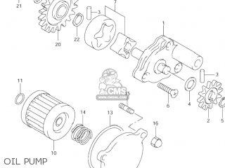 Suzuki DR-Z400E 2000 (Y) USA (E03) DRZ400E DR Z400E parts