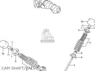 Suzuki DR-Z400S 2002 (K2) USA (E03) DRZ400S DR Z400S parts
