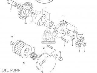 Suzuki DR-Z400S 2011 (L1) USA (E03) DRZ400S DR Z400S parts