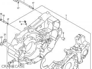 Suzuki DR-Z400S 2014 (L4) USA (E03) DRZ400S DR Z400S parts