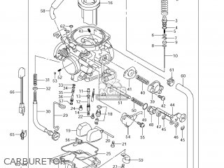 Drz 400 Carburetor Diagram, Drz, Free Engine Image For