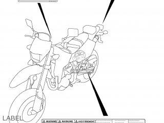 Suzuki Dr-z400sm 2005 (k5) Usa (e03) Drz400sm Dr Z400sm