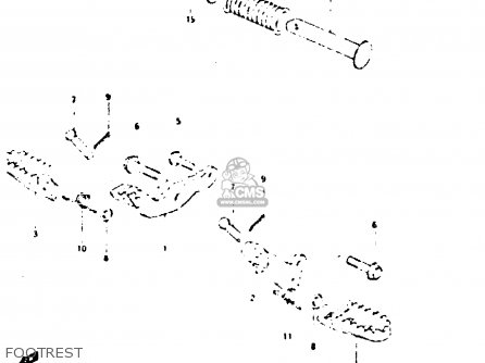 Suzuki Dr125s 1982 (z) parts list partsmanual partsfiche