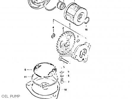 Suzuki DR125S 1982 (Z) parts lists and schematics