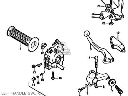 2002 Suzuki Ozark 250 Parts Diagram. Suzuki. Auto Wiring